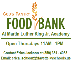 God's Pantry logo