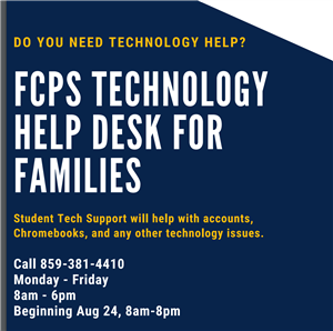 Help Desk for Families