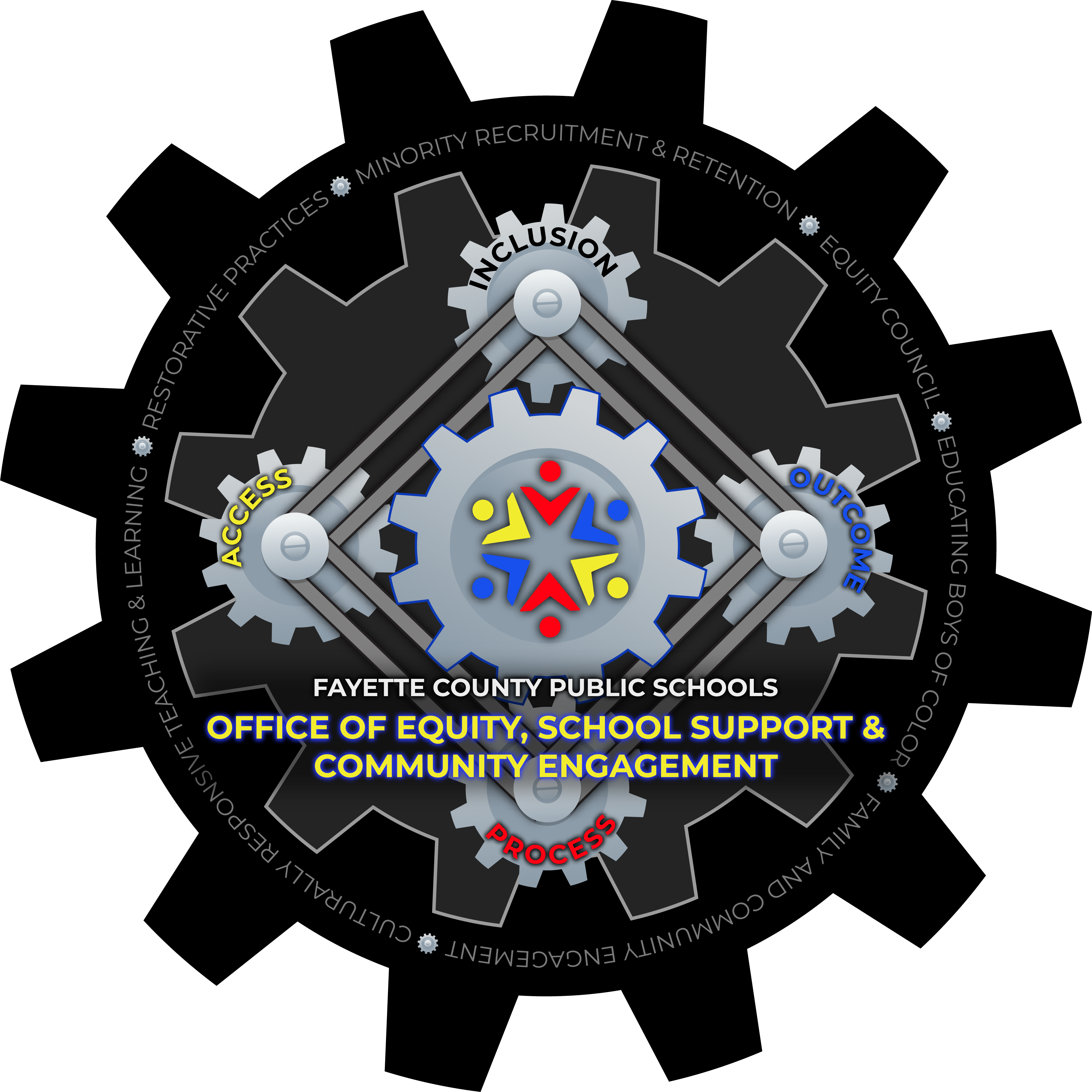 Office of Equity (logo)