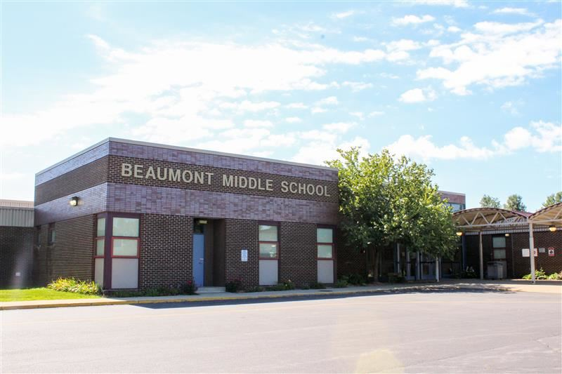 Beaumont school building