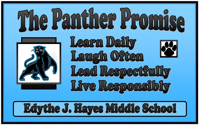Panther Promise