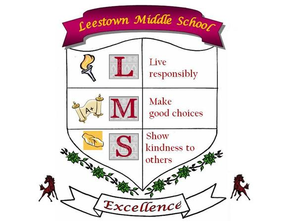 Leestown Middle School Crest