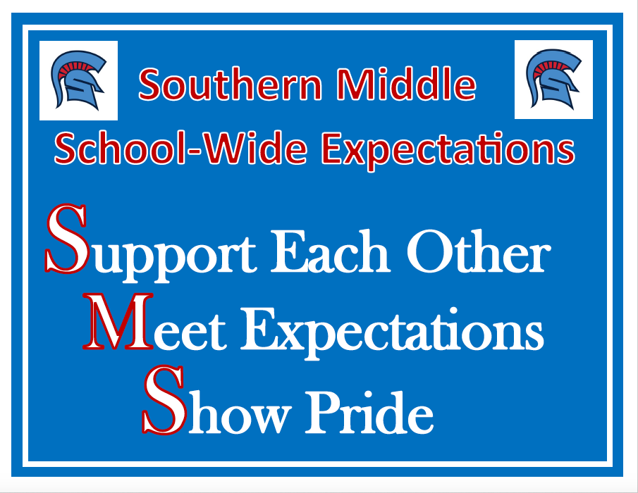 SMS Schoolwide Expectations