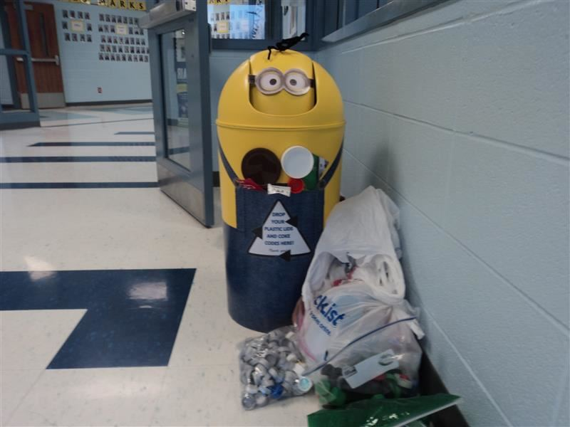 "Green Team wants to ""Feed the Minion"""
