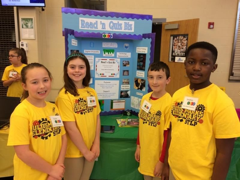 2018 STEM Fair Winners