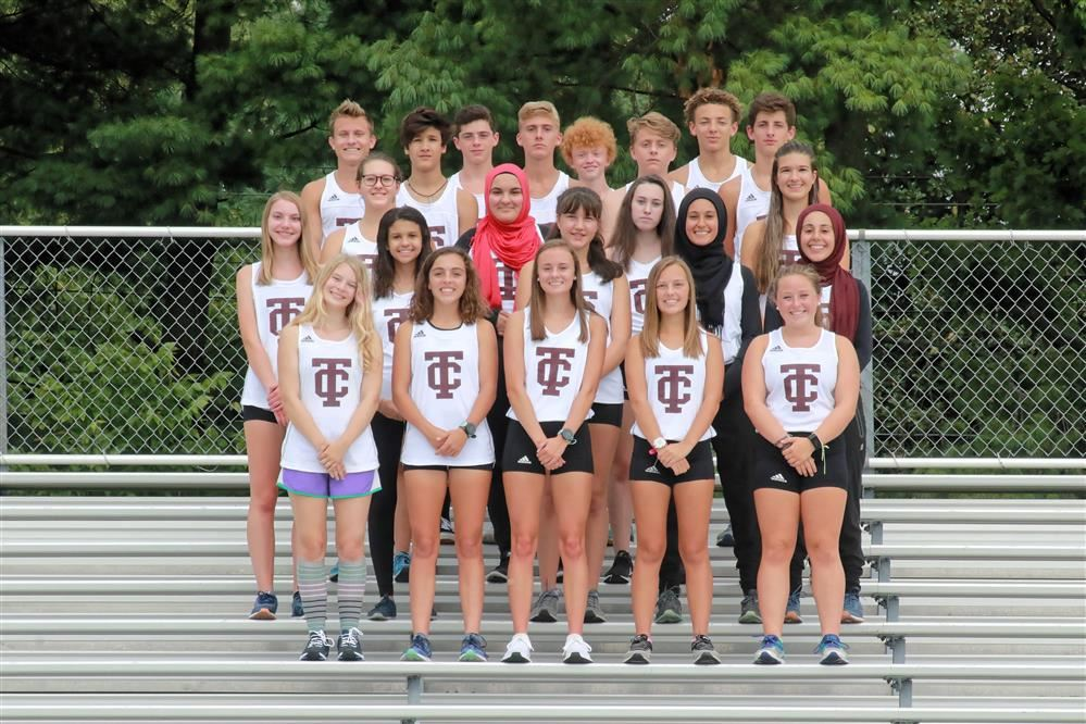 The 2018 TCHS XC Team