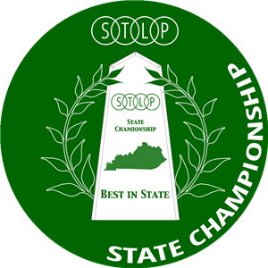 STLP State Champion badge