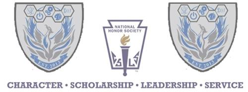 STEAM National Honor Society: Character, Scholarship, Leadership, Service