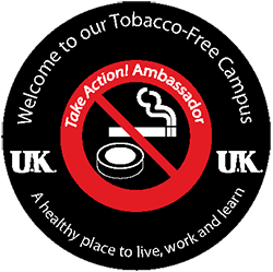 logo for Tobacco-free Take Action!