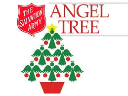 The Salvation Army Angel Tree