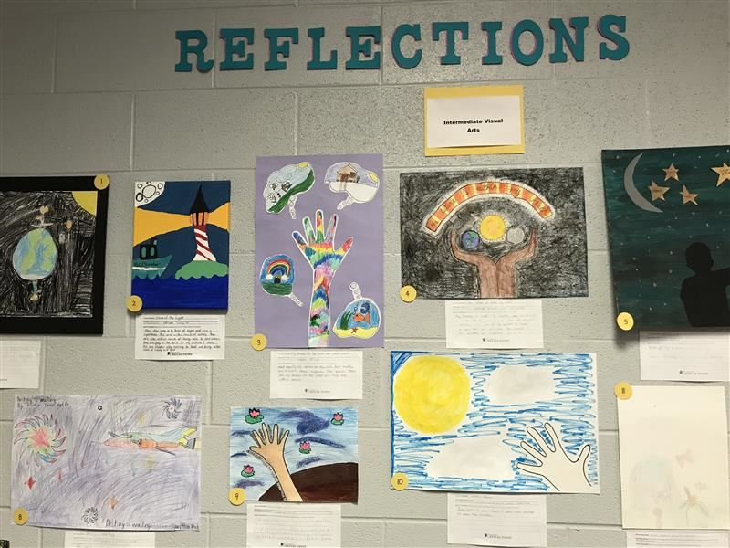 PTA Reflections Results