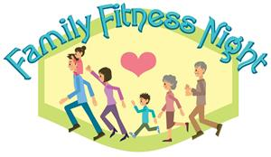 Family Fitness Night logo