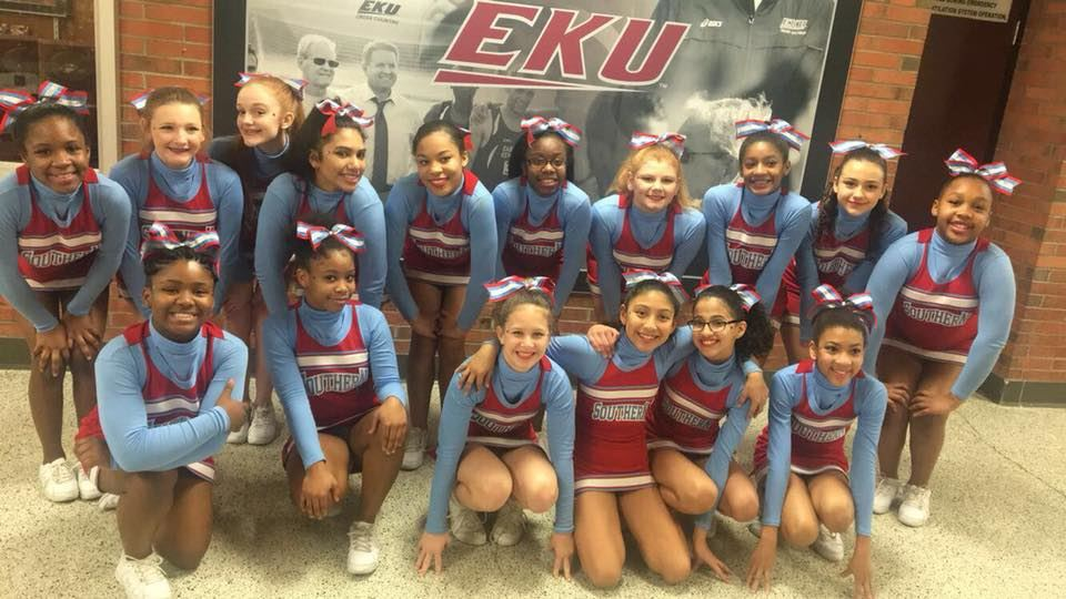 Spartan Cheerleaders Win In State Competition