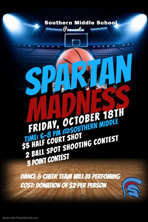 Spartan Madness October 18