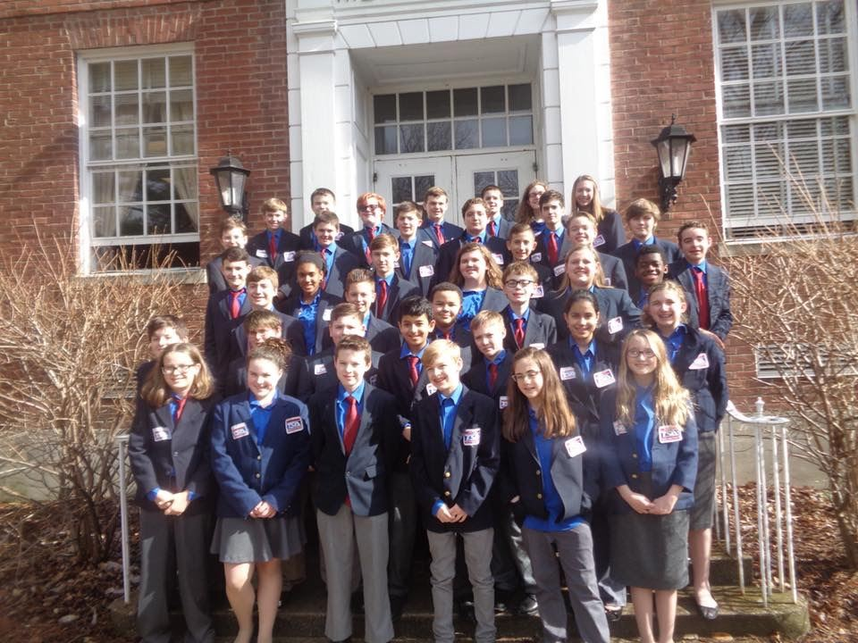 TSA Competes in Regionals at EKU