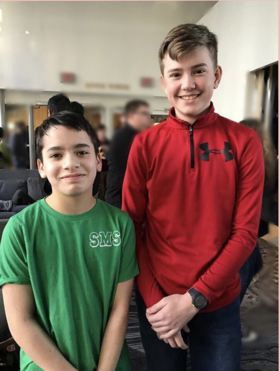 SMS Students Compete in Governor's Cup