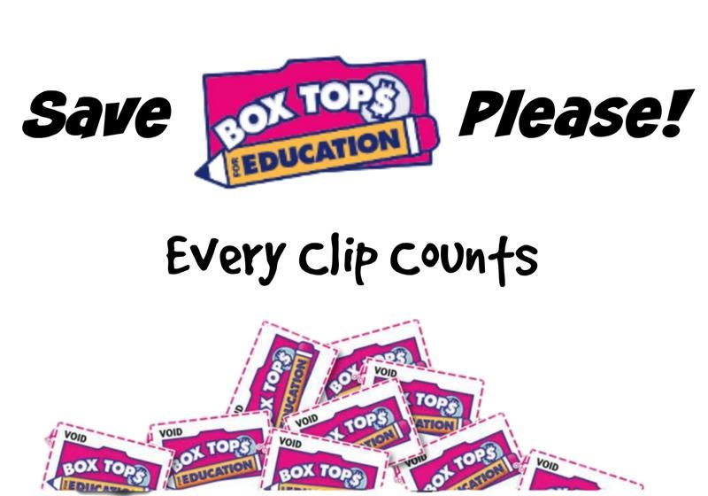 Keep Clipping and Sending in Box Tops