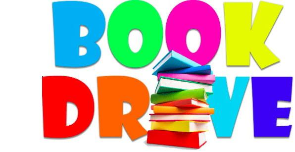 Book drive benefitting the International Book Project