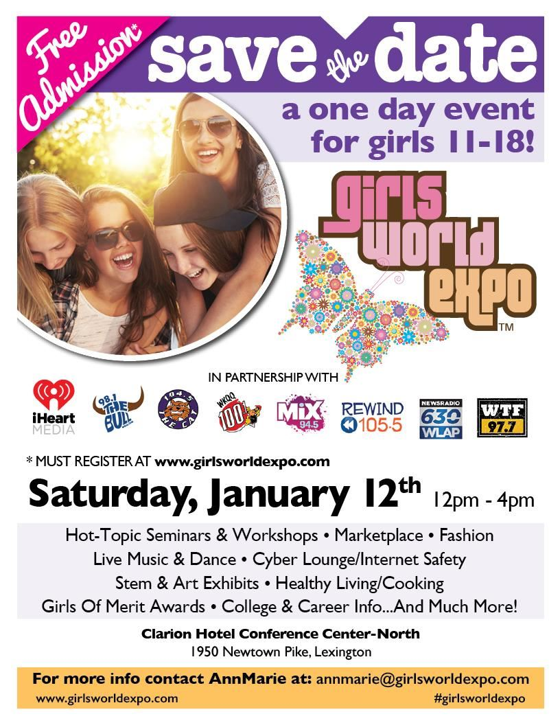 Girls World Expo
