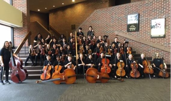 Congratulations BSMS Orchestra!