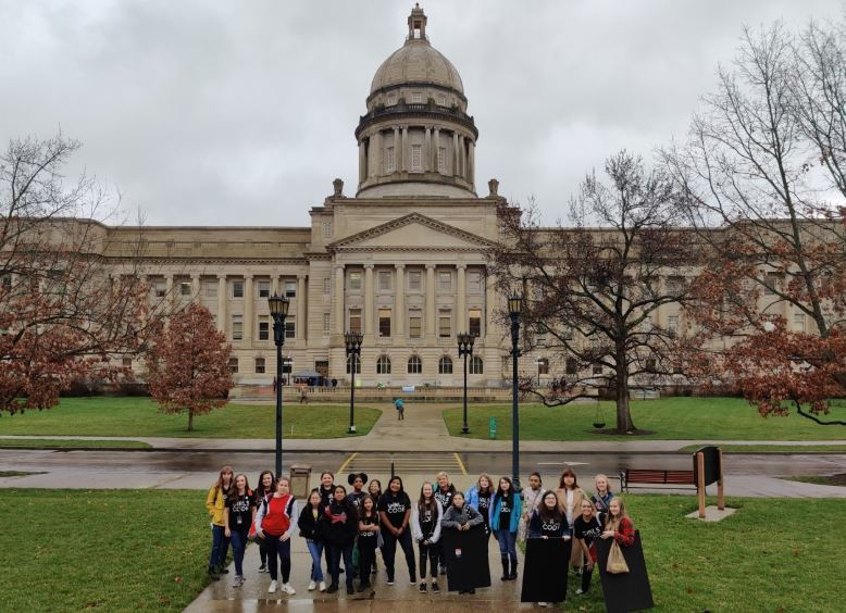 Girls Who Code Advocacy Day