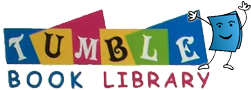 Tumble Book Library logo link