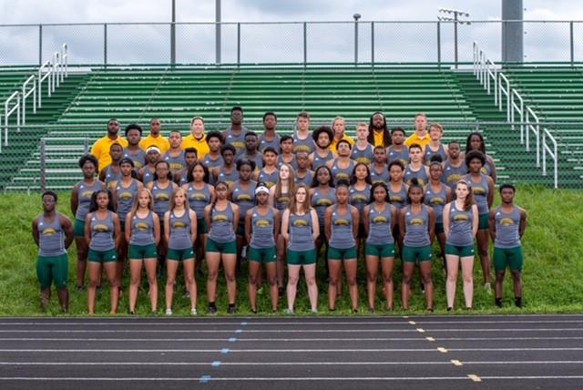 Track and Field Team 2019
