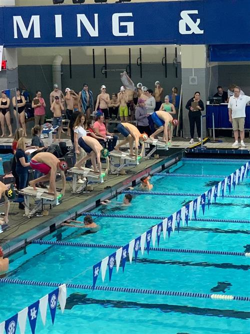 Bryan Station Swimming & Diving
