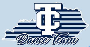 Tates Creek Dance Team Logo