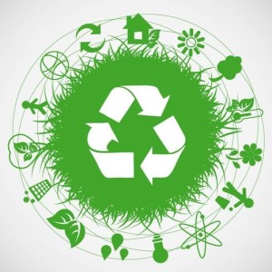 The recycling logo