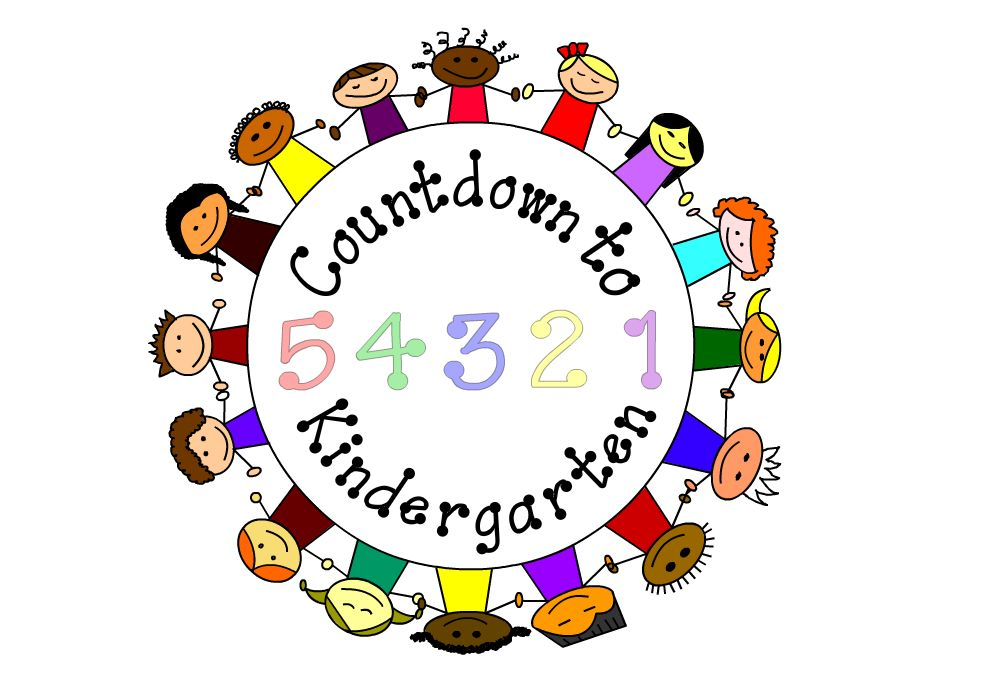 Countdown to Kindergarten logo